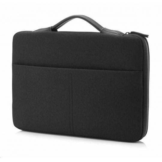"""HP ENVY Urban 14 Sleeve Black - Pouzdro pro notebooky s úhlopříčkou až 35,6 cm (14"""")"""