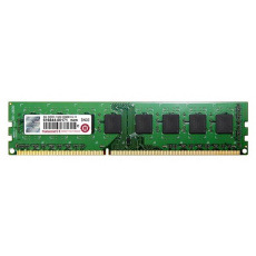 DIMM DDR3 8GB 1600MHz TRANSCEND JetRam™, 512Mx8 CL11, retail
