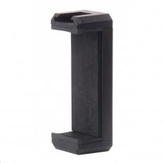 Braun SmartPhone Holder Duo (šíře 64-90mm, 2x stativ závit, sáňky na světlo)