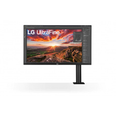 "LG MT IPS LCD LED 31,5"" 32UN88A - IPS panel, 3840x2160, 2xHDMI, DP, USB-C, USB 3.0, repro, ergonomicky stojan"