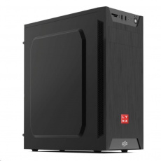 <p>oLYNX Challenger RYZEN 5 3600 16GB 500G SSD NVMe GTX1660 SUPER 6G W10 Home</p>