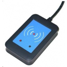 Elatec RFID čtečka TWN4, Multitech Mifare, 125kHz/13,56MHz, USB, černá