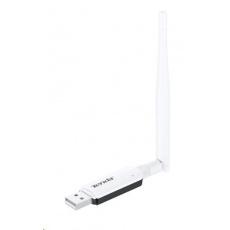 Tenda U1 Wireless-N USB Adapter, 802.11b/g/n, 2,4 GHz, 300 Mb/s, 1x Ext. Ant. 3,5 dBi