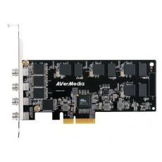 AVERMEDIA CL334-SN, 4CH HD/2CH 3G-SDI Frame Grabber