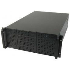CHIEFTEC skříň Rackmount 4U ATX/EATX, UNC-410F-B-600BDF, 600W, Black