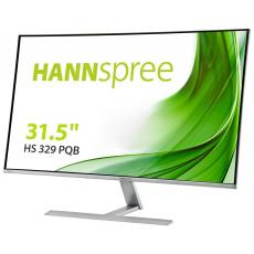 "Hannspree HS329PQB 31,5"" LCD monitor, 2560x1440 QHD, 16:9, 2x HDMI, DP"