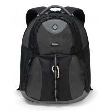 DICOTA Backpack Mission 14-15.6, black