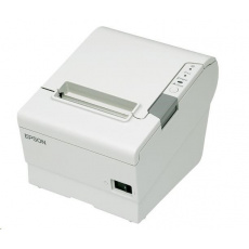 EPSON TM-T88V pokladní tiskárna, USB + serial, bílá, se zdrojem