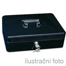 Přenosná pokladna WEDO 200, černá