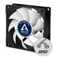 ARCTIC fan F8 PWM PST (80x80x25) ventilátor (řízení otáček, fluidní ložisko)