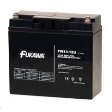 Baterie - FUKAWA FW 18-12 U (12V/18Ah - M5), životnost 5let