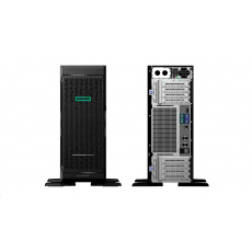 HPE PL ML350G10 3206R (1.9G/8C/11M/2133) 1x16G S100i 4-12LFF 1x500W T4U NBD333 P21786-421 RENEW