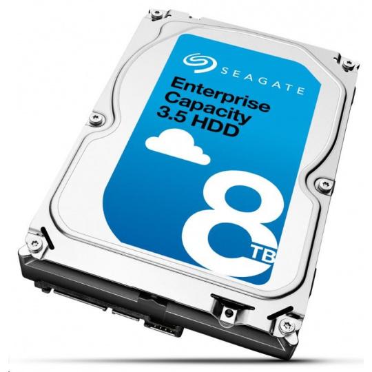 SEAGATE HDD Exos 7E8 8TB, SAS 7200RPM