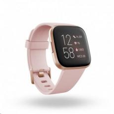 Fitbit Versa 2 (NFC) - Petal/Copper Rose