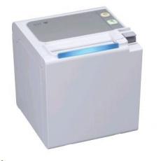 Seiko pokladničná tlačiareň RP-E10, rezačka, Horný výstup, USB, biela
