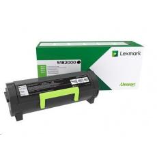 Lexmark černý toner E321, E323 Return Programme Print Cartridge (3K)