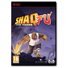 PC hra Shaq Fu - A Legend Reborn