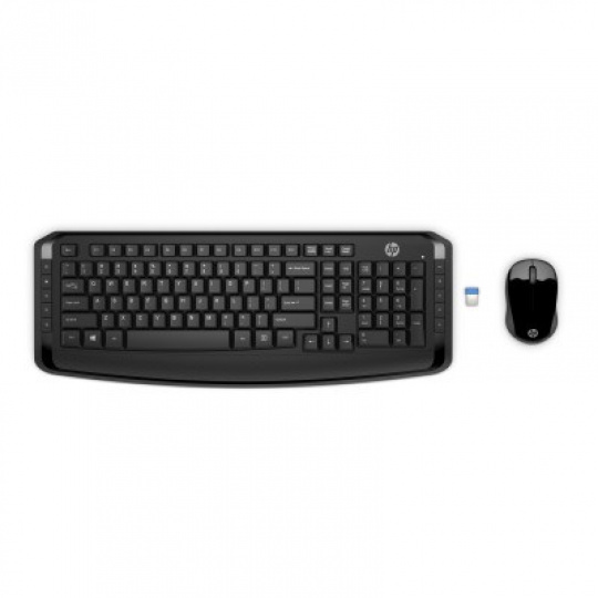 HP Wireless Combo 300 – KEYBOARD – maďarská