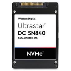 Western Digital Ultrastar® SSD 7680GB (WUS4BA176DSP3X5) DC SN840 PCIe TLC RI-3DW/D BICS4 TCG FIPS