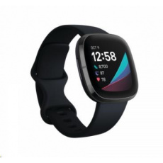 Fitbit Sense - Carbon/Graphite Stainless Steel