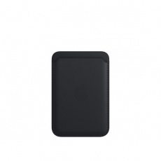 APPLE iPhone Leather Wallet with MagSafe - Midnight