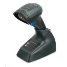 DataLogic bezdrátová čtečka QuickScan I QM2131, 1D snímač + základna, USB KIT