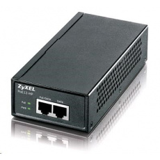 Zyxel PoE12-HP PoE+ Single-port Power over Ethernet Injector, 802.3at (30W)