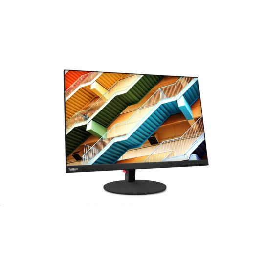 "LENOVO LCD ThinkVision T25m-10 - 25"" IPS,matný,16:10,1920x1200,178/178,ms,300cd/m2,4/6ms,1000:1,HDMI,DP,USB,VESA,Pivot"