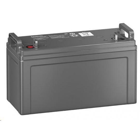 Baterie - Panasonic LC-P12120P (12V/120Ah - M8, životnost 10-12let)