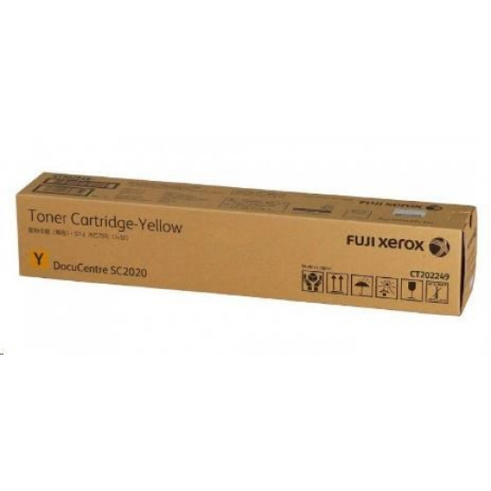 Xerox Yellow Toner Cartridge pro DocuCentre SC2020 (3000 str.)
