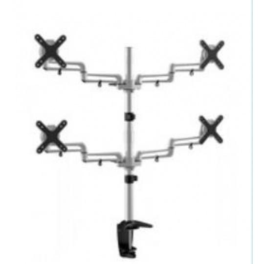 Reflecta FLEXO Desk 23-1010 G stolní držák monitoru