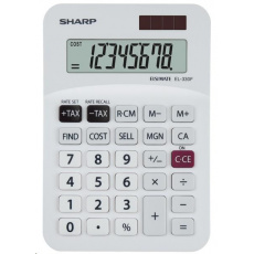 SHARP kalkulačka - SH-EL330FB