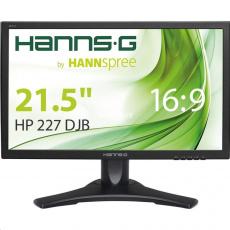 """HANNspree MT LCD HP227DJB 21,5"""" 1920x1080, 16:9, 250cd/m2, 1000:1 / 50M:1, 5 ms"""