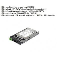 FUJITSU HDD SRV SAS 12G 1.8TB 10K 512e HOT PL 2.5' EP pro RX2520M4, TX1330M3, RX1330M3, RX1330M4, TX1330M4