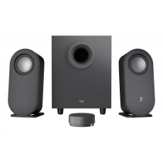 Logitech reproduktory Z407, Bluetooth with subwoofer, graphite