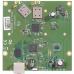MikroTik RouterBOARD 911 Lite5 ac, 650MHz CPU, 64MB RAM, 1x LAN, integr. 5GHz Wi-Fi 802.11a/n/ac, vč. L3 licence
