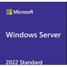 Windows Svr Std 2022 64Bit ENG 24 Core OEM