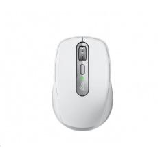 Logitech Wireless Mouse MX Anywhere 3, EMEA, Pale Grey