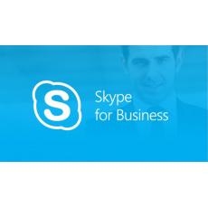 Skype for Business Lic/SA Pack OLP NL
