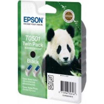 EPSON ink čer Stylus/Photo700/750/1200/Color 400/500/600 - double
