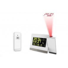 TechnoLine WT 549 - meteorologická stanice s projekcí a měřením vnitřní a vnější teploty