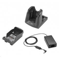 Motorola nabíjačka MC30xx / MC31xx / MC32xx, Nabíjací kolíska + sieťový adaptér