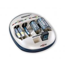 Baterie - Ansmann Energy 8 Plus nabíječka