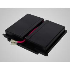 CyberPower náhradní baterie (6V/7Ah 2ks v SETu) pro OR600ELCDRM1U, OR600ERM1U (RB0690X2)
