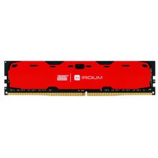 DIMM DDR4 8GB 2400MHz CL15 (Kit 2x4GB) GOODRAM, red