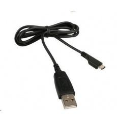 Samsung datový kabel ECBDU5ABE, microUSB, černá (Bulk)