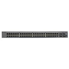 Netgear GS748T ProSafe 48-port Gigabit Smart Switch, 4x SFP slot