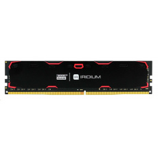 DIMM DDR4 8GB 2400MHz CL15 GOODRAM IRDM, black