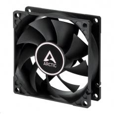 ARCTIC ventilátor F8 Silent 80x80x25mm, černá