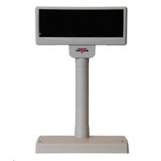 Virtuos zákaznický display FV-2029M, 2 x 20 znaků 9 mm, USB, včetně napájení +12V